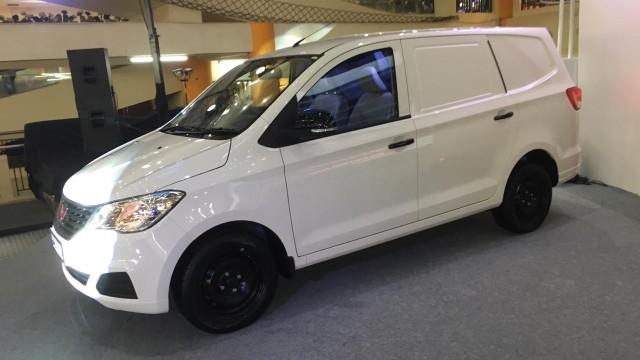 Wuling Formo Blind Van