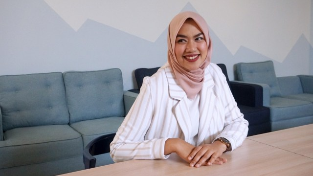 PR Manager Wardah, Elsa Maharani