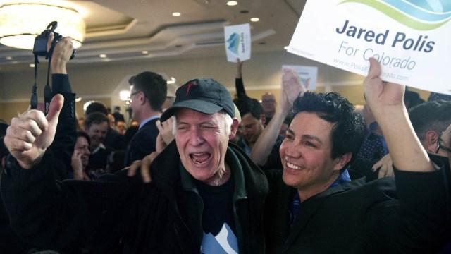 Jared Polis, Pria Gay Pertama yang Terpilih Jadi Gubernur di AS (412051)