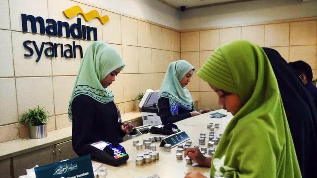 Ilustrasi Bank Syariah Mandiri