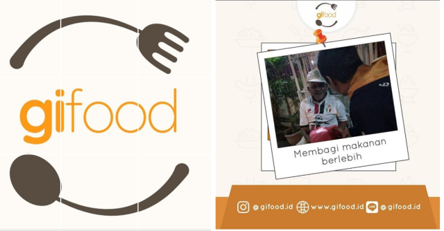 Gifood Indonesia, Aplikasi Unik untuk Berbagi Makanan Berlebih (851251)