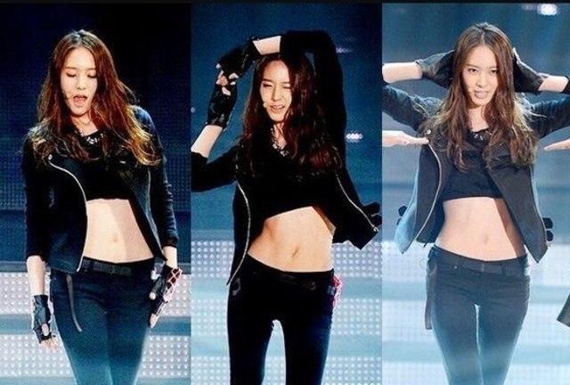 4 K Pop Idol Yang Memiliki Body Goals Kumparan Com