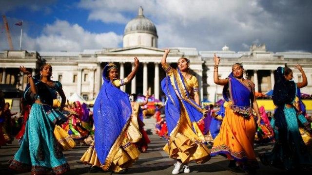 Mengenal Diwali, Tradisi Festival Cahaya di India yang Sebabkan Polusi Udara (50040)