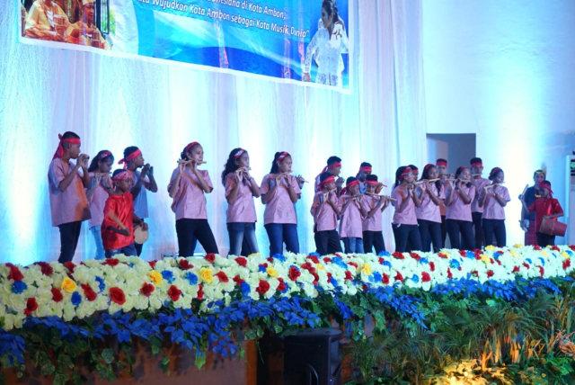 Walikota Ambon: Budaya Lokal Aset Pembangunan Maluku (236922)