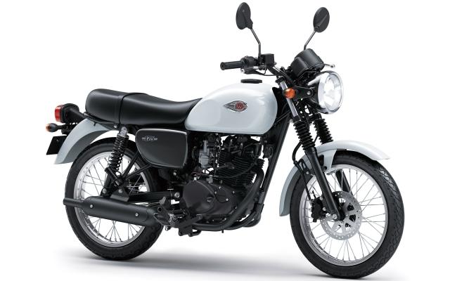 Kawasaki W175 Model 2019: Punya Warna Baru, Harga Tetap  (6538)
