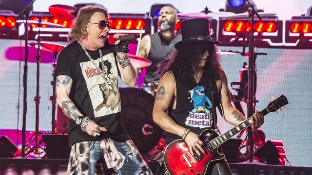 Slash Bantah Kabar Guns N' Roses Isi Soundtrack 'Terminator 6'  (915252)