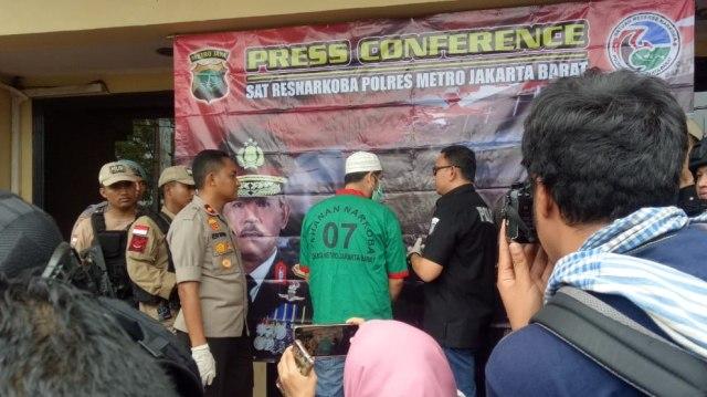 Sebelum ke  Indonesia, Claudio Martinez Sudah Pakai Narkoba  (203571)