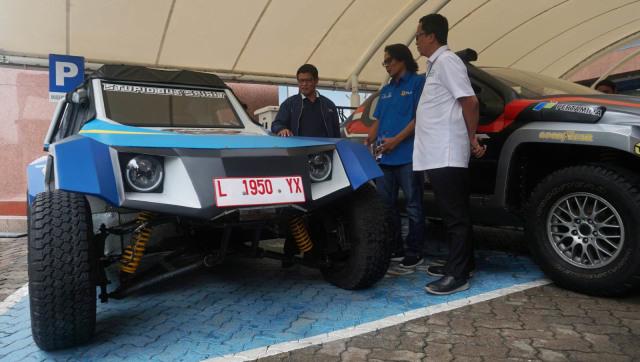 Mobil Listrik Blits, Jakarta, Mobil Listrik