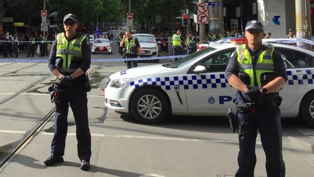 Polisi Sebut Penusukan di Melbourne Tak Terkait Terorisme (683011)