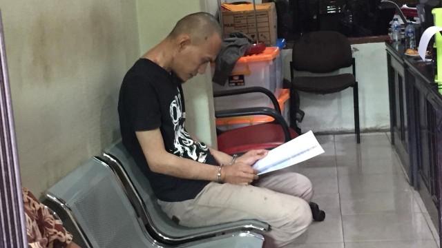 Rihandi, Polres Metro Jakarta Utara