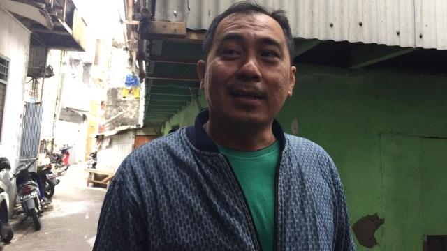 Budiman, tetangga Rohandi