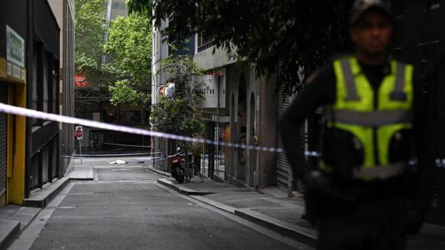 Polisi Australia Akhirnya Mengakui Penusukan Melbourne Aksi Terorisme (7671)