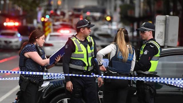 Polisi Australia Akhirnya Mengakui Penusukan Melbourne Aksi Terorisme (7670)