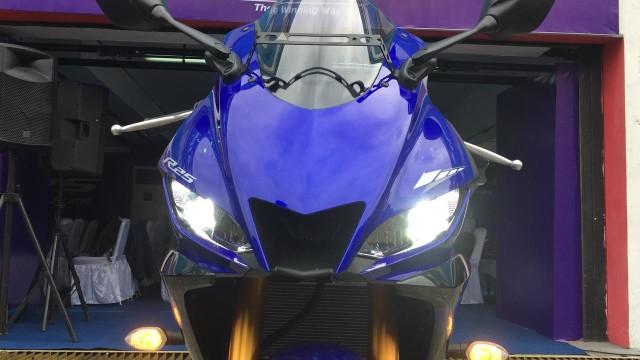Yamaha YZF-R25M 4-Silinder Calon Lawan Sepadan Kawasaki Ninja ZX-25R? (7637)