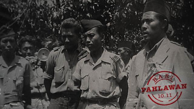 Konten Spesial, Pertempuran Surabaya, Peringatan Hari Pahlawan