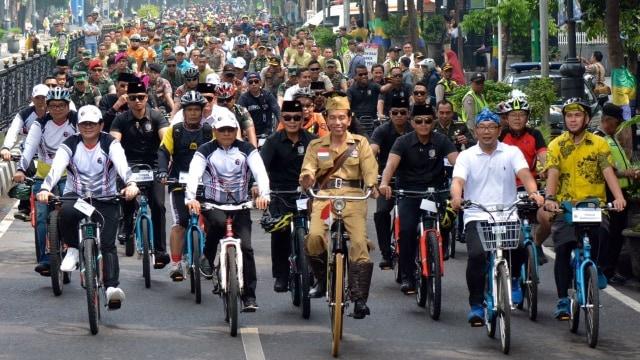 Jokowi Minta Timses Jabar Luruskan Isu Kriminalisasi Ulama hingga PKI (16769)