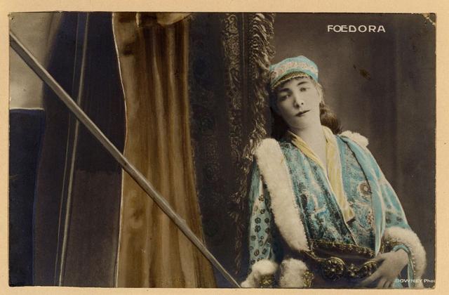 Pesona Sarah Bernhardt, Aktris Prancis Terbesar Sepanjang Masa (194550)