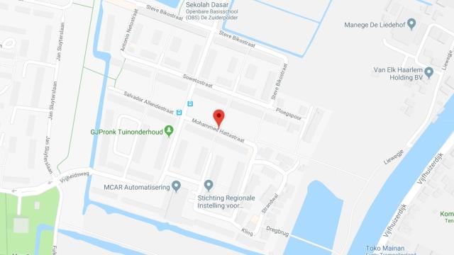 Jalan Mohammad Hatta, Belanda