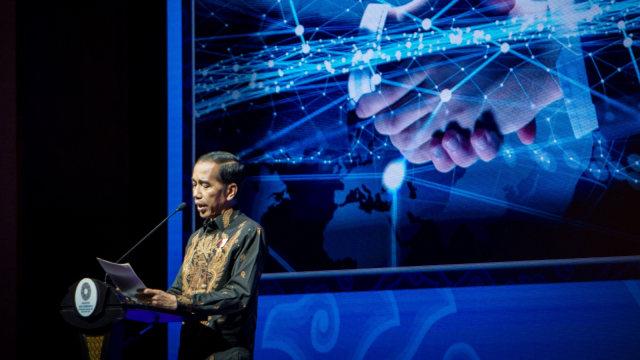 LIPSUS PINJOL, Jokowi