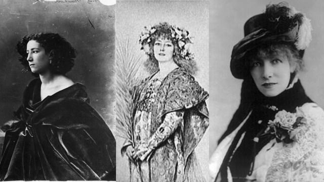 Pesona Sarah Bernhardt, Aktris Prancis Terbesar Sepanjang Masa (194549)