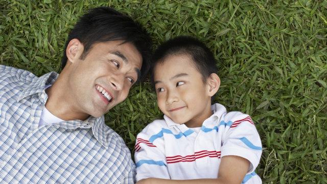 Riset: Suasana Hati Ayah Bisa Berdampak pada Perkembangan Anak (1376630)