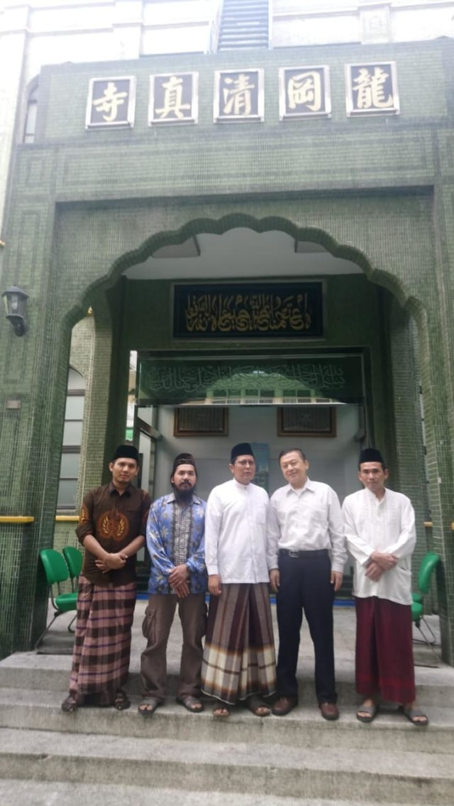 Masjid Longgang di Negeri Taiwan Tanpa Azan yang Keras (1202141)