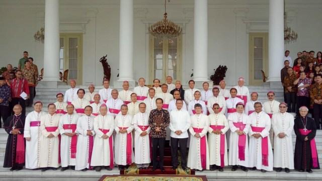 Saat Jokowi Ibaratkan Persatuan RI Seperti Paduan Suara (159187)