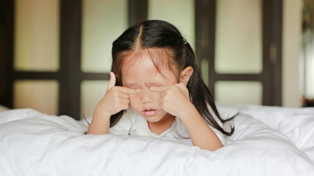 Anak Susah Tidur, Apakah karena Insomnia? Cek Faktanya di Sini! (658150)