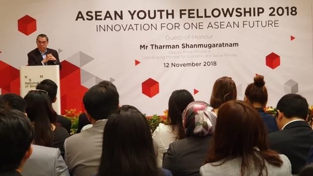 Asean Youth Fellowship 2018