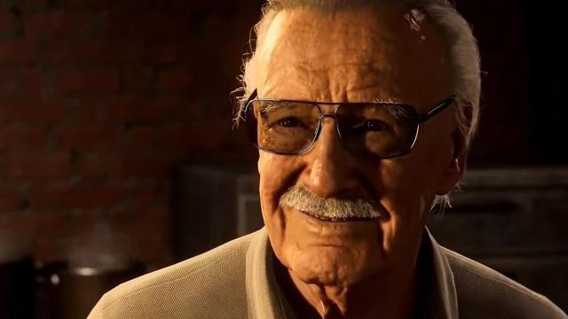 Stan Lee, Marvel, Meninggal