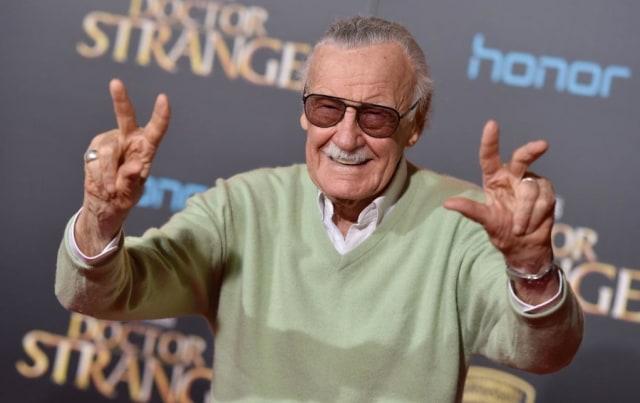 Stan Lee Meninggal, Ini Ucapan Bela Sungkawa Para Superhero Marvel (8218)