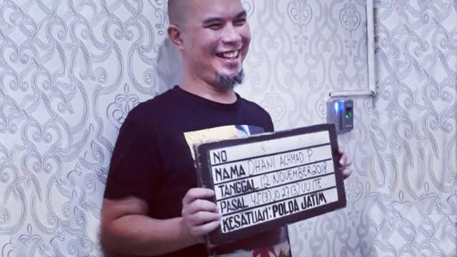 Dhani Diperiksa Sebagai Pelapor Atas Dugaan Persekusi di Surabaya (71985)