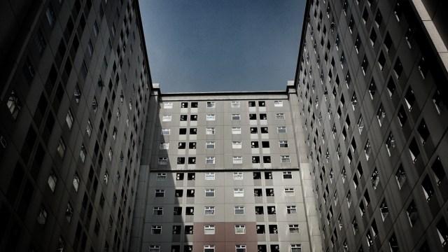 Faiq Bunuh Kekasihnya Astri di Apartemen Depok karena Cemburu (5523)