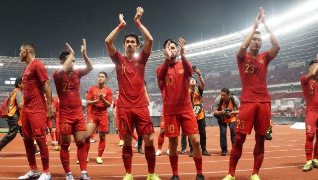 Pemain Timnas Indonesia, Timor Leste, AFF Suzuki Cup 2018
