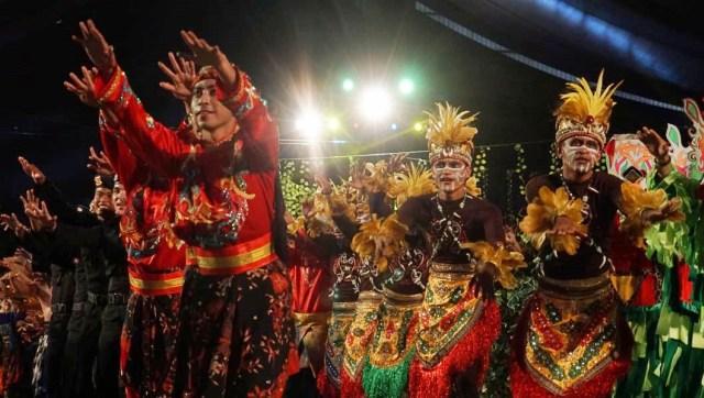 Parade Hiburan, HUT Brimob Polri Ke 73