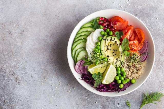 Salad alpukat