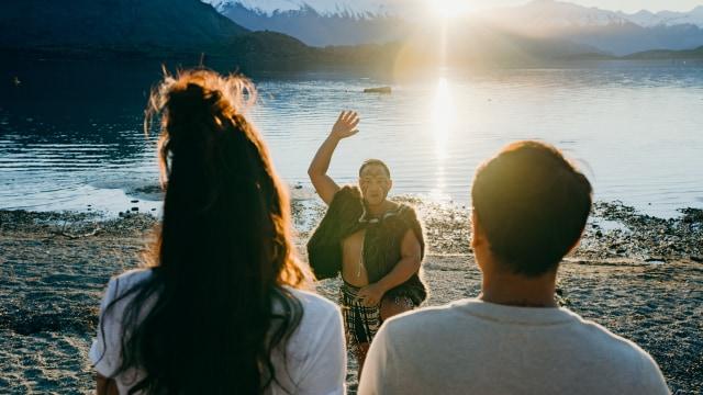 5 Cara Nadine dan Dimas Anggara Nikmati Bulan Madu di Selandia Baru (734504)