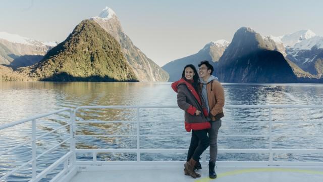 5 Cara Nadine dan Dimas Anggara Nikmati Bulan Madu di Selandia Baru (734502)