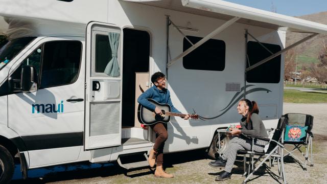 7 Tips Berlibur Menggunakan Campervan di New Zealand Menurut ...
