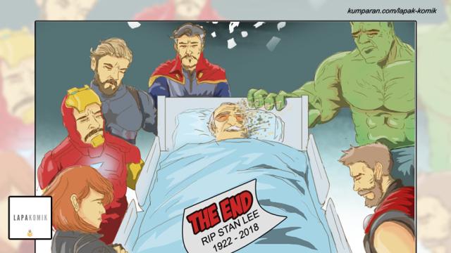 95 Tahun Perjalanan Stan Lee (1922-2018) (133997)