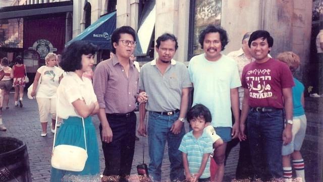 Mereka Pernah Muda: Rizal Ramli, Din, Azyumardi, dan Todung Mulya ...