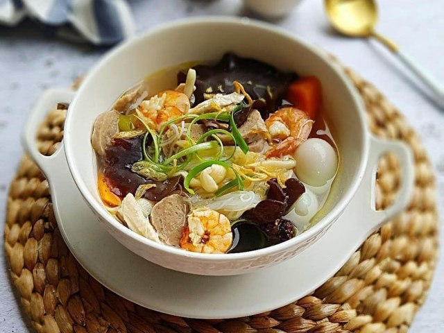 Image result for Sup Kimlo Bakso