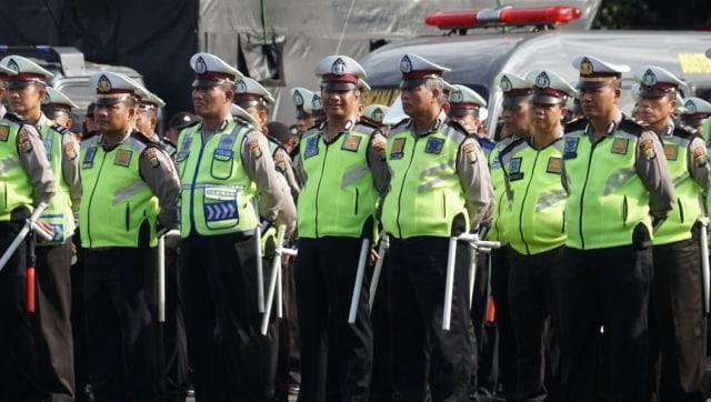 2 dari 4 Anggota Polrestabes Bandung yang Positif Corona Sudah Sembuh (72867)