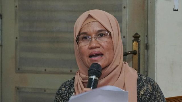 Konferensi pers, Jangan Penjarakan Korban Kekerasan Seksual
