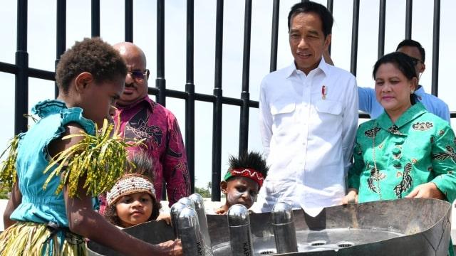 Jokowi Akan Bangun Istana Presiden di Papua Mulai Tahun Depan (184396)