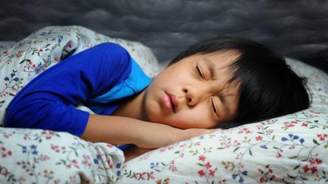 Jumlah Jam Tidur Anak Sesuai Usia (11274)