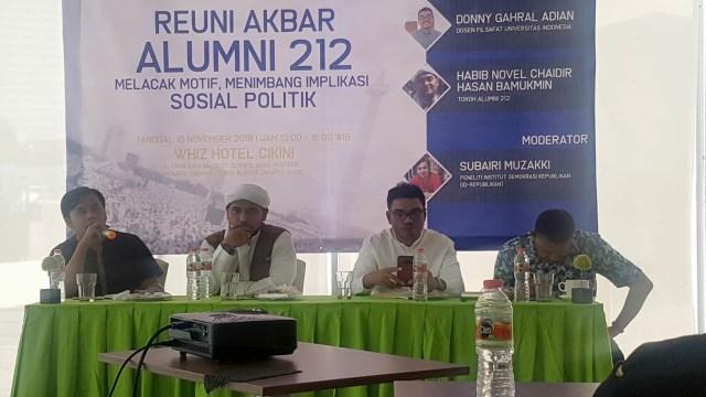 Novel Bamukmin, Reuni Akbar Alumni 212