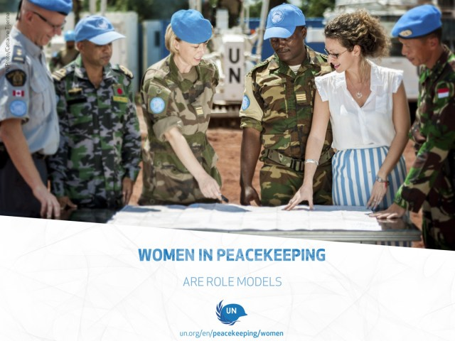 Perempuan di Peacekeeping Operations United Nations