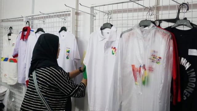 #01FEST Jokowi-Amin, kuningan