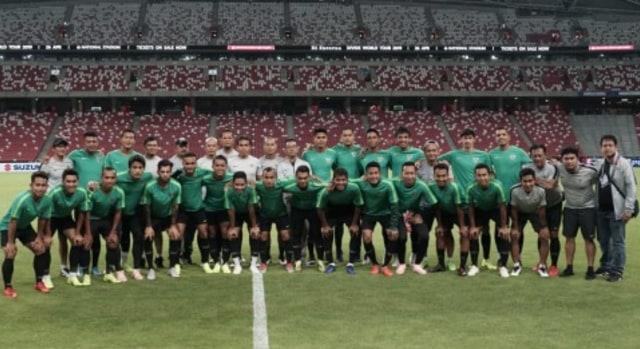 Dikalahkan Thailand, Harapan Timnas Indonesia Lolos dari Fase Grup Masih Ada (62268)